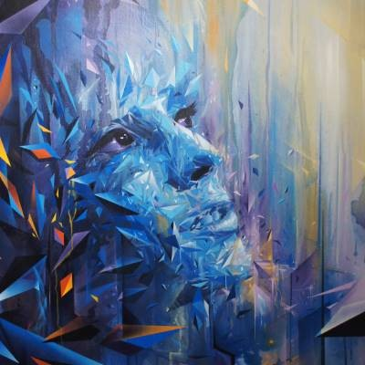 Mehsos Artiste Peintre Street Art Belgique